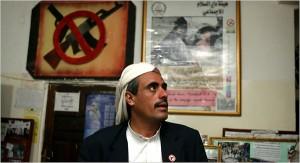 Sheikh Abdulrahman Al-Marwani (Yemen)  Credit: Tamara Abdul Hadi, New York Times